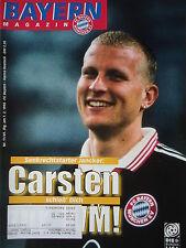 Programm 1997/98 FC Bayern München - Hansa Rostock
