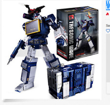 Transformers THF01J MP13 Sonic Day Edition Sonic Band Single Box Tape LaserBirds