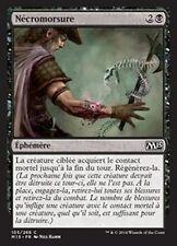 MTG Magic M15 - (4x) Necrobite/Nécromorsure, French/VF