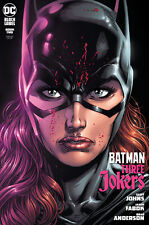 BATMAN THREE JOKERS #2 (OF 3) JASON FABOK BATGRIL VARIANT ED (30/09/2020)