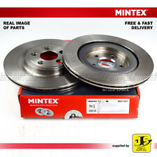 2X MINTEX REAR DISC BRAKES MDC1937 DAIMLER SUPER EIGHT JAGUAR S-TYPE XF XJ XK