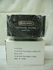 Irish Mist Whiskey - Promo Branded Plastic Barware Bar Caddy Napkin Holder - NEW