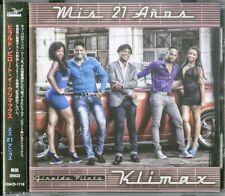 GIRALDO PILOTO Y KLIMAX-MIS 21 ANOS-JAPAN CD F30