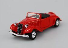 Citroen C2 rojo 3 puertas 2003-2010 1//24 welly modelo coche con o sin individi...
