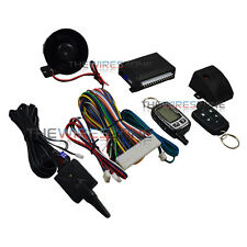 Scytek Astra A777 2-Way Car Alarm Security System & Keyless Entry w/ 2 Remotes