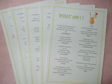 Hen Night Party Games, What am I ? Innuendo Fun - Accessories and Novelties.