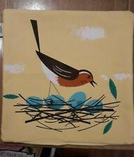 "Magpie - Birdy - Robin - 16"" Cushion Cover #1"