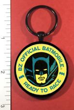 Bz Batmobile Slot Car Metal Key Ring