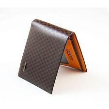 Stylish Men's PU Leather Wallet Pocket Card Clutch ID Credit Bifold Purse AU