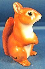 More details for john beswick ceramic wildlife miniatures animals  2013 - red squirrel