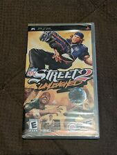 NFL Street 2 Unleashed SEALED in Case Sony PSP PlayStation Portable