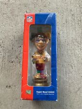 2002 NFL SUPER BOWL XXXVI PART 1 OF 2 LIMITED EDITION JESTER USA BOBBLE HEAD