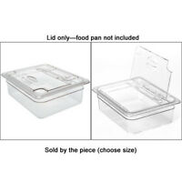 Cambro FlipLid Notched Size 1/6 Size