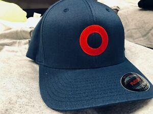 Phish Donut Logo Embroidered Flexfit Ball Cap Navy, Black, Olive SM-XXL