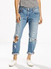 Levi's Denim Boyfriend Jeans for Women