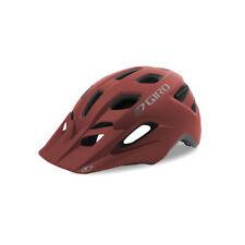 Giro Matte Dark Red 2018 Fixture MTB Helmet