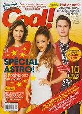 SHAWN MENDES Ariana Grande NINA DOBREV Vampire Diaries COOL Magazine RITA ORA