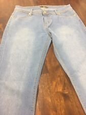 APPLE BOTTOMS WOMEN'S LIGHT WASH JEANS SIZE 11/12