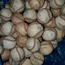 (20) Minor League Used Baseballs lot milb Rawlings