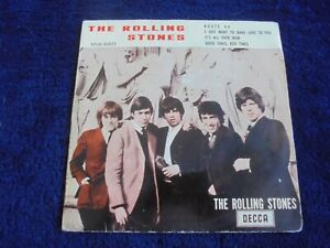 The Rolling Stones - Route 66 1964 SPAIN EP DECCA