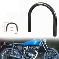 1x Rear Seat Cushion Loop Frame Hoop Tracker End 7/8 in For Large CC Cafe Racer