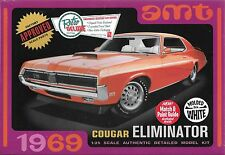 1:25 AMT 898 - 1969 Mercury Cougar Plastic Model Kit