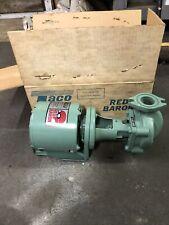 Nos Taco Red Baron 110 24 Series 100 Cast Iron Circulator Pump 112 Hp 115v