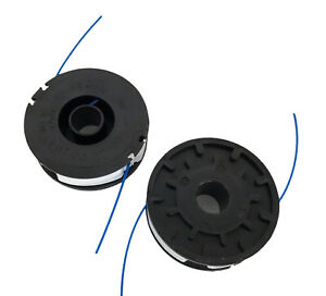 2 x Spool & Line for N1F-GT-300/600D Spear & Jackson Strimmer Trimmer  FAST POST