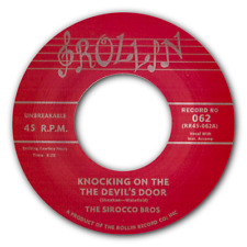 "SIROCCO BROS - ""Knocking On The Devil's Door"" HOT, HOT ROCKABILLY - JUST OUT!"