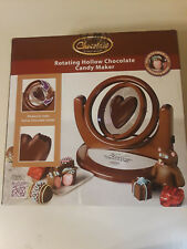 Chocolate Maker , Rotating Hollow Chocolate Candy Maker  , Valentins Day Gift