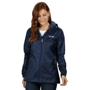 Regatta Pack-It III Waterproof Jacket - Midnight