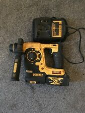 DeWalt DCH253 Cordless SDS Rotary Hammer Drill With 4.0 Ah Battery & Charger