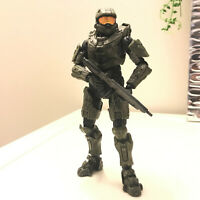 Halo Master Chief with Assault Rifle Action Figure McFarlane Xbox One