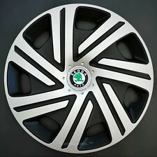 "Set of 4x14"" Wheel Trims to fit Skoda Octavia,Fabia,Felicia"