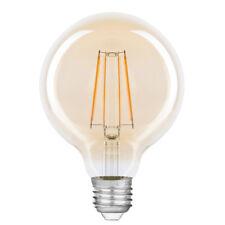LED Filament Globe G95 4W E27 gold 300lm extra warmweiß 2200K Vintage Retro 95mm