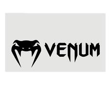 """(2) PCS VENUM COMBAT UFC MMA"""" Size 3""""x9""""1/4 decal sticker home bike car lap top!"""