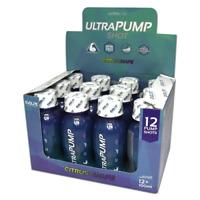 Evolite Ultra PUMP Shot 12 x 100ml - 24 Servings - AAKG Beta Alanine Citrulline