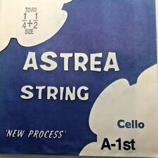 More details for astrea cello string new process a - 1st.   1/4 + 1/2