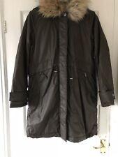 warehouse coat size 12