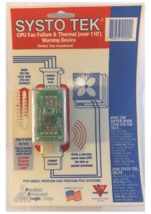 SYSTOTEK CPU Fan Failure & Thermal Alarm