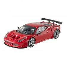Ferrari 458 Italia GT2 rood schaal 1:18 Hotwheels NIEUW in doos !