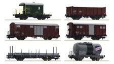 Roco 76051 SBB set Mercancías 6-teilig Ep.4 ferrocarril Gotthard escala H0
