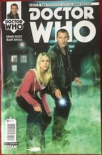 Doctor Who #1 - Comic Book - Billie Piper Photo Variant - From Titan Comics