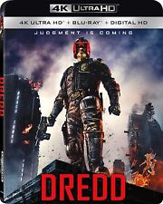 Dredd Region 1 4k Ultra HD Blu-ray