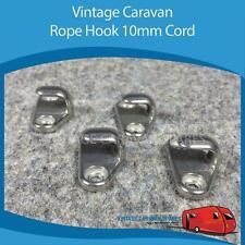 Caravan Camper ROPE HOOK 10MM CORD, Vintage, Viscount, Franklin, Millard, York.