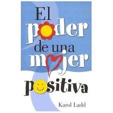 El Poder De Una Mujer Positiva (Spanish Edition)-ExLibrary