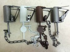 4 Pc. Dog Proof Variety Pack Duke Bridger Z-Trap  DP Coon Trapping  Raccoon