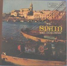 SPAIN, REINER CHICAGO SYMPHONY - LP W/ BOOKLET
