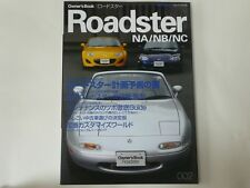 MAZDA EUNOS ROADSTER MX-5 NA&NB&NC PERFECT TUNING MAINTENANCE GUIDE OWNERS BOOK