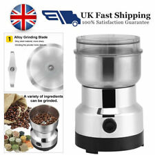 ELECTRIC COFFEE GRINDER MACHINE MIXER BEAN DRY SPICE CRUSHER MILL BLADES BLENDER